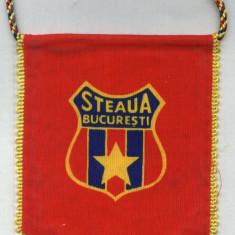 Fanion fotbal - FANION CLUBUL SPORTIV STEAUA BUCURESTI
