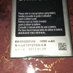 Baterie telefon, Li-ion - Acumulator Samsung S3350 EB424255V / EB424255VA / EB424255VK / EB424255VU