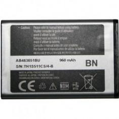 Baterie telefon, Li-ion - Acumulator Samsung S7220 Eltz cod: AB463651B / AB463651BA / AB463651BE / AB463651BEC / AB463651BU