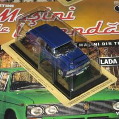Macheta auto - Masini de Legenda - Lada 1500 1/43