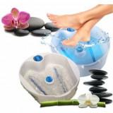 Aparat masaj - Cadita cu infrarosu si hidromasaj - Bubble Massage