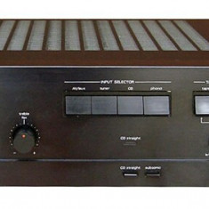 Amplificator audio, 41-80W - Amplificator stereo Luxman