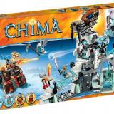 Lego Chima Sir fangar ice fortress