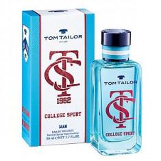 Tom Tailor College Sport Man EDT 50 ml pentru barbati - Parfum barbati