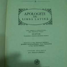 APOLOGETI DE LIMBA LATINA PSB NR.3 - Vietile sfintilor