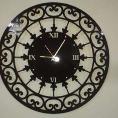 Ceas de perete din metal