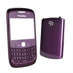 Carcasa Blackberry 8520 purple