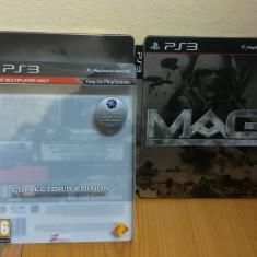 MAG Collectors Edition (PS3) (ALVio) + sute de alte Jocuri PS3 Sony originale ( VAND / SCHIMB ), Actiune