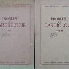 PROBLEME DE CARDIOLOGIE - D. Danielopolu (2 volume) - Carte Cardiologie