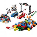 LEGO Cars - LEGO® Juniors Raliu cu masini de curse - 10673