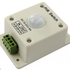 SENZOR MISCARE 12V 24V Panouri Celule fotovoltaice accesoriu Regulator solar