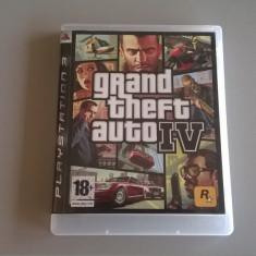 Jocuri PS3 - Joc play station PS3, Grand theft auto IV ( GTA 4)