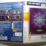 Joc PC - Who wants to be a millionaire - 2nd edition (GameLand - sute de jocuri) - Jocuri PC, Board Games, Toate varstele, Multiplayer