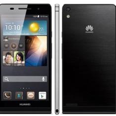 Telefon mobil Huawei Ascend P6, Negru, 16GB, Neblocat, Single SIM - Huawey Ascend P6 white, black nou nout la cutie, 2ani garantie!PRET:650lei