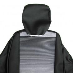 Huse Auto - Huse scaune interior compatibile Logan I din 9 piese. Calitate Premium