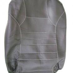 Huse scaune auto interior Logan I IMITATIE PIELE Calitate Premium - Husa Auto