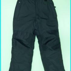IMPECABILI _ Pantaloni de iarna, impermeabili, GENERATION ME _ copii | 5 - 6 ani, Culoare: Gri, Unisex