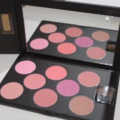 Trusa make up - Trusa machiaj profesional blush fard de obraz si pudra pentru fata