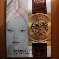 Carte Istoria artei - ARTMARK, SESIUNEA DE LICITATII 28 - 29 IANUARIE 2014
