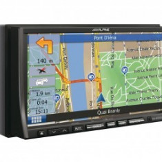 DVD Player auto - Navigator DVD TV Auto - multimedia ALPINE INA-W910R