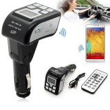 BLUETOOTH EMITATOR fm + HANDS FREE CAR KIT MP3 player