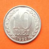 10 LEI 1992 -UNC - Moneda Romania