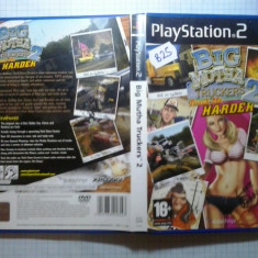 Big mutha truckers - JOC PS 2 Playstation ( GameLand - sute de jocuri ) - Jocuri PS2, Curse auto-moto, 16+, Single player