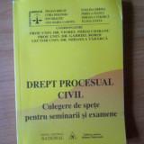 k2 Drept procesual civil-culegere de spete pentru semninarii si  examene - Prof univ. dr. Viorel Mihai Ciobanu, Prof. Univ. Dr. Gabriel Boroi, etc