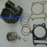 Kit Cilindru / Set motor + Piston + Segmenti ATV / Moto Scuter MBK Skyliner 250cc