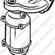 Catalizator auto - Catalizator FIAT PUNTO 1.4 - BOSAL 090-516