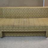 Canapea extensibila cu lada de depozitare; Pat dublu
