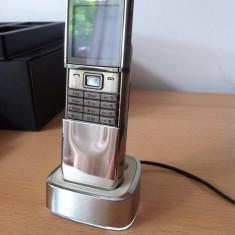Nokia 8800 Sirocco White - Telefon mobil Nokia 8800 Sirocco, Argintiu