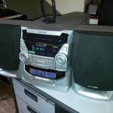 Combina Hi-fi Sharp CD BA-1200 - DEFECTA - Combina audio Sharp, Clasice, 0-40 W