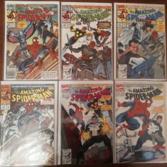 The Amazing Spider Man 353-358: