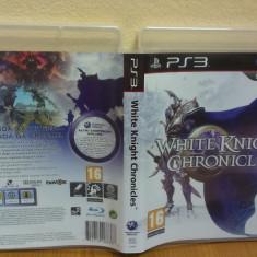 White Knight Chronicles (PS3) (ALVio) + sute de alte jocuri ps3 ( SCHIMB)