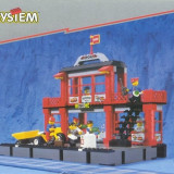 LEGO Cars - LEGO 4556 Train Station