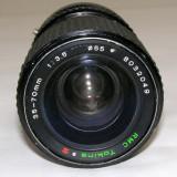 Obiectiv Tokina RMC 35-70MM 1:3.5 montura Konica K/AR pentru piese - Obiective RF (RangeFinder)