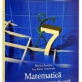 Culegere Matematica - Caiet pentru vacanta matematica. Clasa a 7-a. Clubul matematicienilor