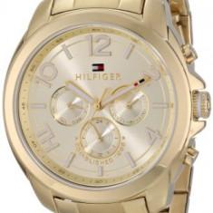 Tommy Hilfiger Women's 1781392 Gold-Plated Watch | 100% original, import SUA, 10 zile lucratoare af22508 - Ceas dama
