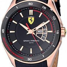 Ferrari Men's 0830185 Gran Premio   100% original, import SUA, 10 zile lucratoare a32207 - Ceas barbatesc Ferrari, Quartz