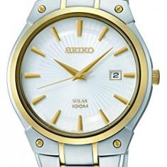 Seiko Men's SNE324 Dress Solar | 100% original, import SUA, 10 zile lucratoare a22207 - Ceas barbatesc Seiko, Quartz