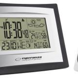 ESPERANZA EWS104 Multifuncţională staţie meteo, cu senzor wireless în aer liber EWS104 - 5901299903490