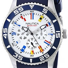 Nautica Men's N12627G NST 07   100% original, import SUA, 10 zile lucratoare a22207 - Ceas barbatesc Nautica, Quartz