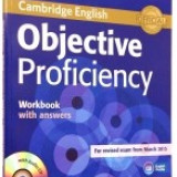 Certificare - Objective Proficiency 2nd Edition Workbook with answers with audio CD