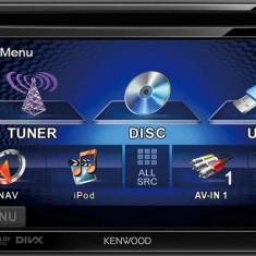 CD Player MP3 auto - Sistem auto Kenwood DVD Player DDX-3025