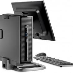 Sisteme desktop fara monitor - Sistem desktop brand HP ProDesk 400G1, SFF, Intel Pentium G3220, 3 GHz, 4 GB DDR3, 500 GB HDD
