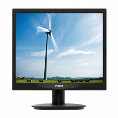 Monitor LED Philips 17S4LSB/00, 17 inch, 1280 x 1024px