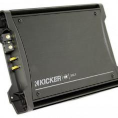 Kicker ZX300.1 Seria ZX.1 Amplificator mono 300W x 1 - Amplificator auto