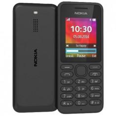 Telefon Nokia - Telefon mobil Nokia 130 Single SIM, negru