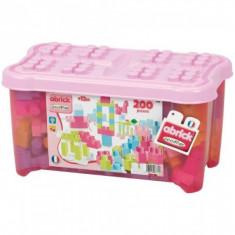 LEGO Technic - Set Constructii Abrick Roz Ecoiffier